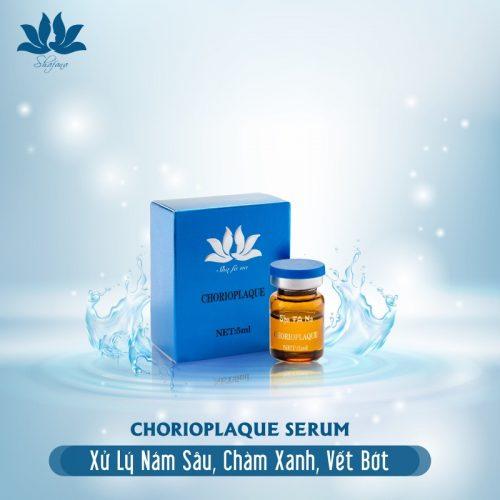 Công dụng nổi bật của serum xử lý nám sâu, chàm xanh, vết bớt có rất nhiều