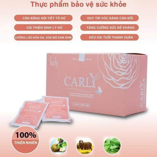 Carly thực phẩm bảo vệ sức khoẻ
