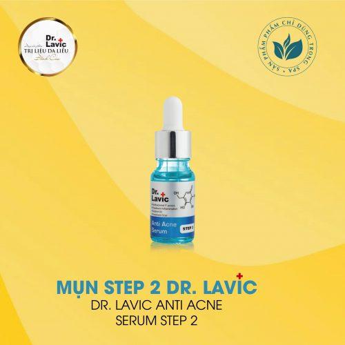 Mụn Step 2 Dr.lacvic