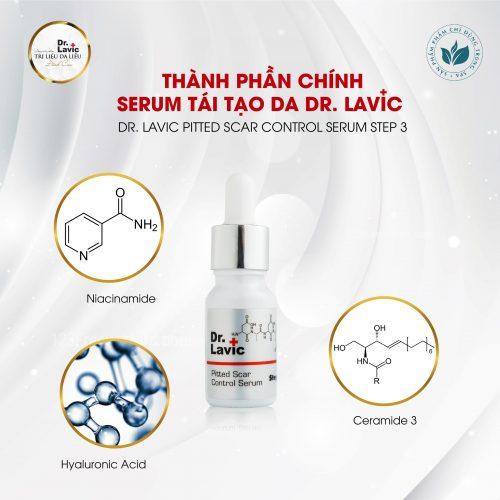 Dr.Lavic serum step 3