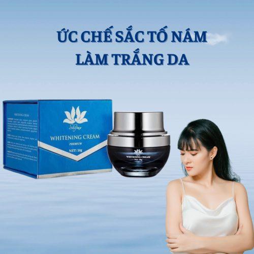 Whitening Cream Premium đạt được hiệu quả cực nhanh chóng chỉ sau 3 ngày sử dụng