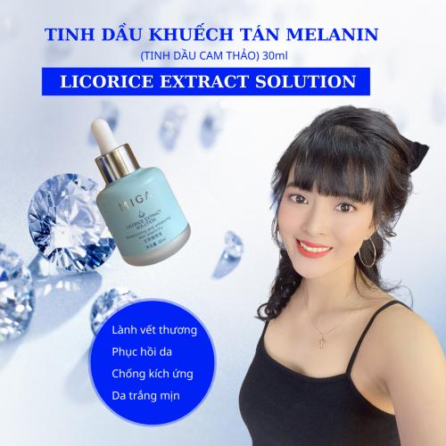 Miga Licorice Extract Solution - Tinh dầu khuếch tán Miga
